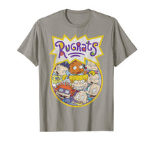 Load image into Gallery viewer, Rugrats Every Baby Vintage Circle Title Graphic T-Shirt