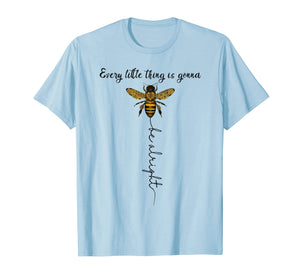 Every Little Thing Gonna Be Alright Hippie T-Shirt