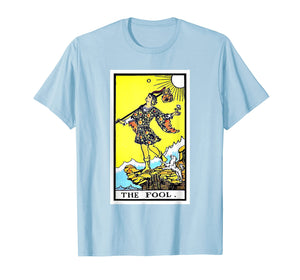 T-Shirt The Fool Tarot Card