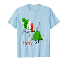 Load image into Gallery viewer, Italy t shirt, rome tshirt women,women