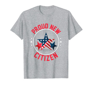 Proud New Citizen Immigrant Legal Immigrant T-shirt