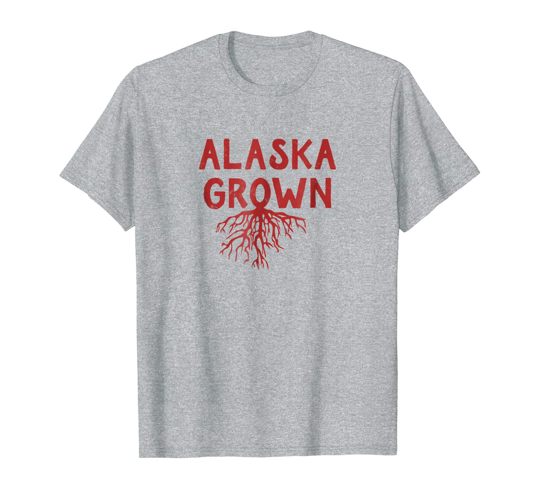Alaska Grown Roots T-Shirt