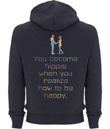 You become Hippie - Pullover Hoodie