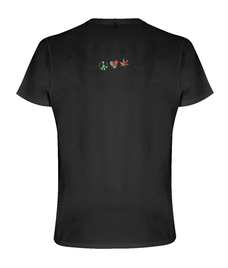 Flower to the people - Organic T-shirt