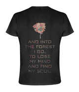 And into the forest - organicT-shirt