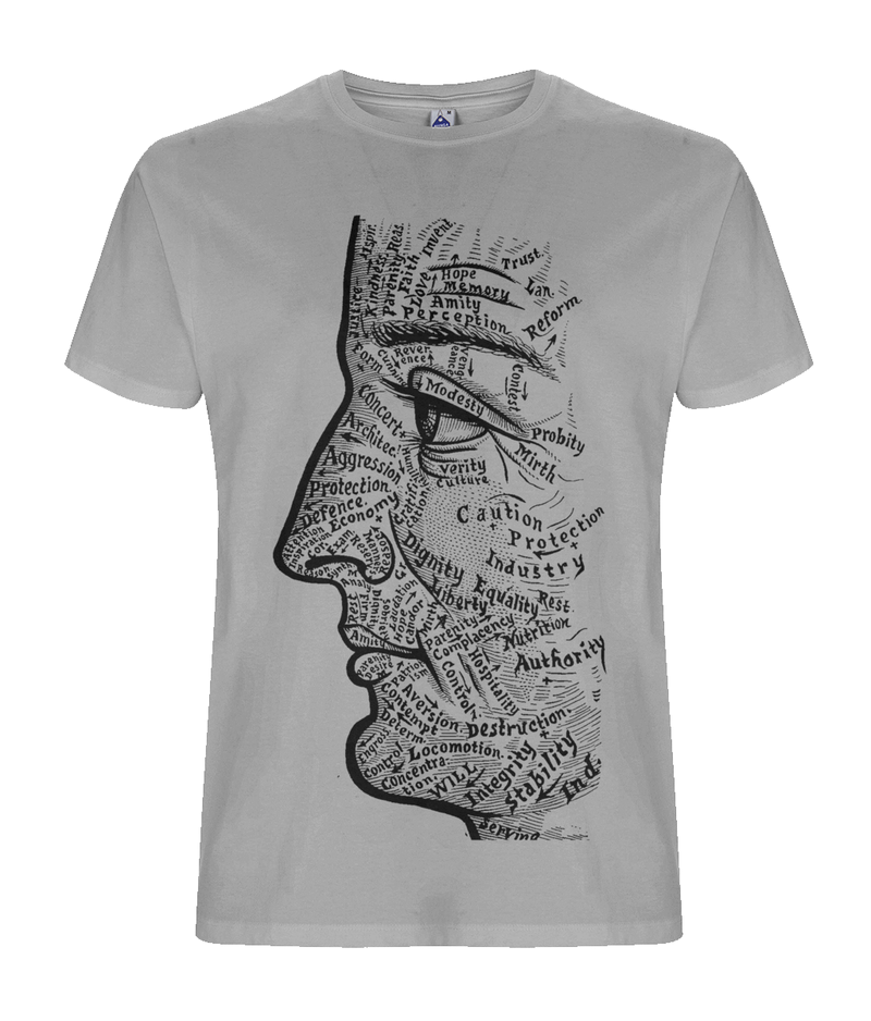 Faces - Organic T-shirt