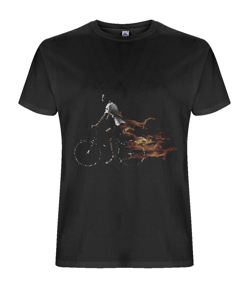 The Man Is Burning  - Organic T-shirt