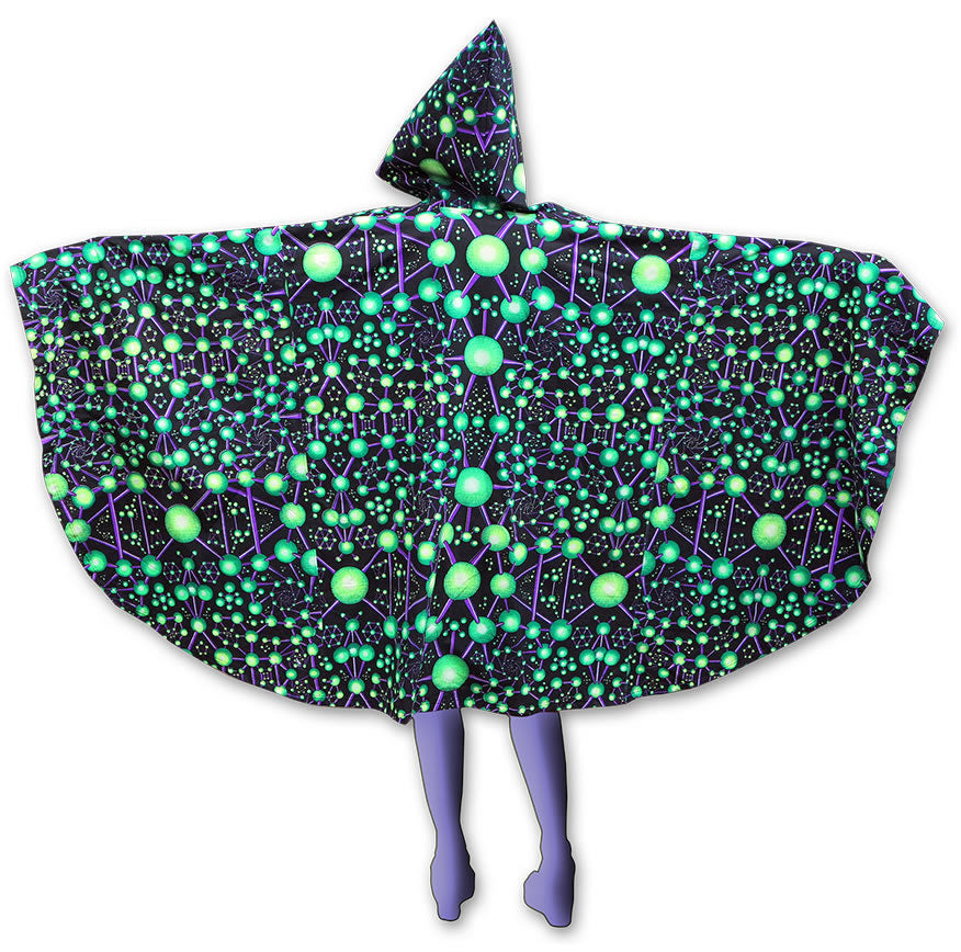 Hooded Cape : Atomic Alien