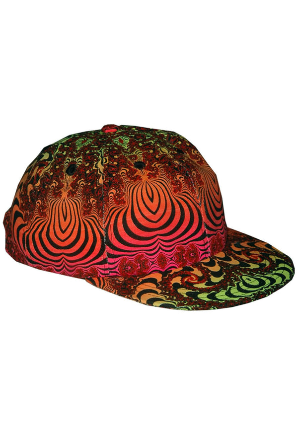 Spaceball Cap : Fractal / Atomic