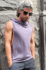 Traveler Hooded Sleeveless Bamboo