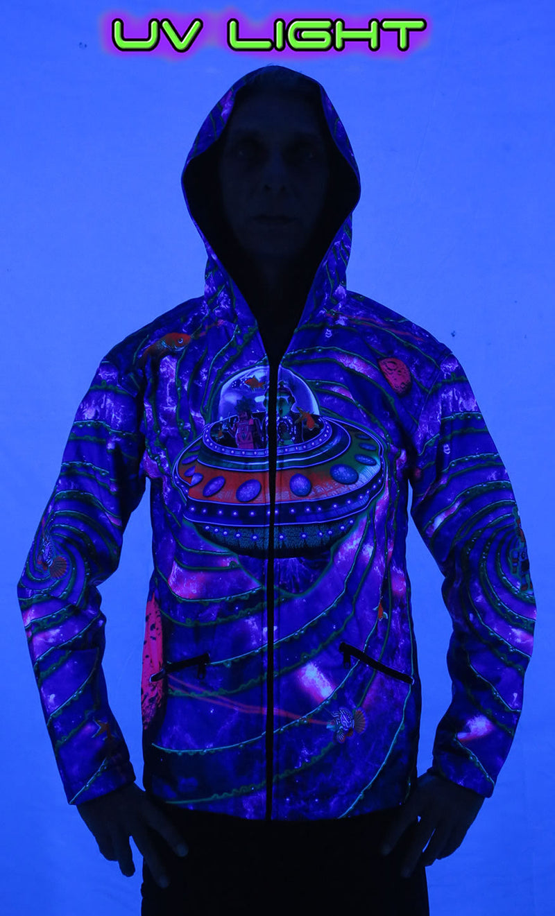Sublime Hooded Jacket : LSD Party