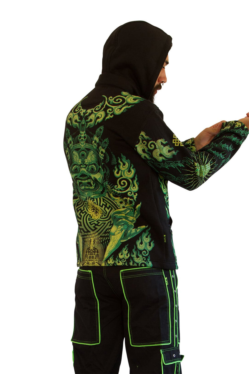 Morph Jacket : Full Print