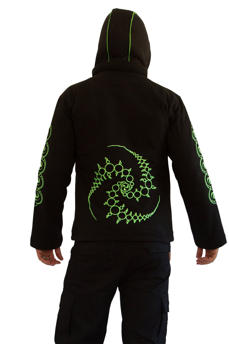 Morph Jacket : Embroidery