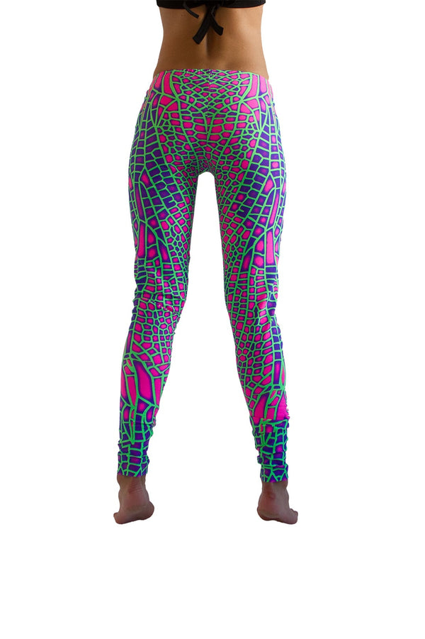 Full Print Leggings : Dragonfly