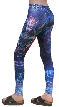 Sublime Leggings : Violet Foxy Lady