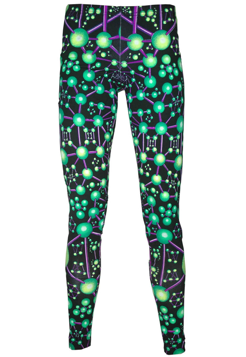 Full Print Leggings : Atomic