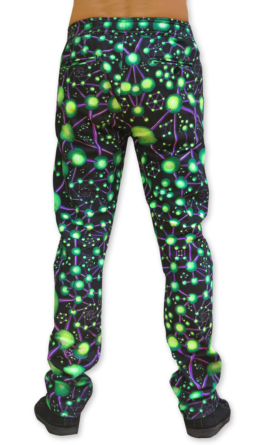 Chillout Pants : Atomic Alien