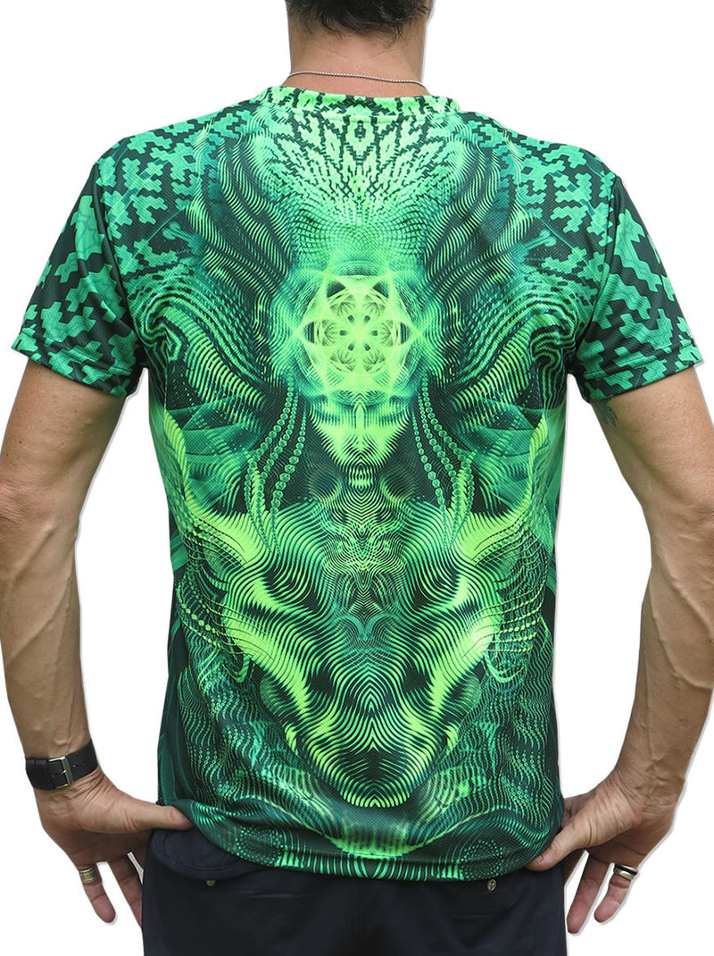 Sublime T-shirt : Lime Foxy