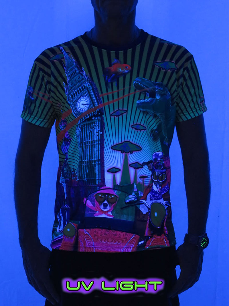 UV Sublime S/S T : Planet gone Mad