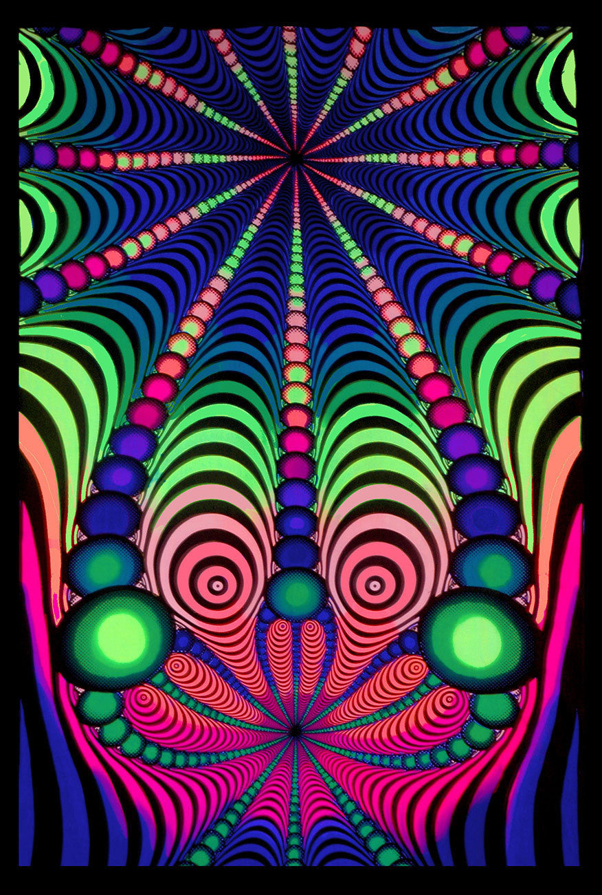 UV Wallhanging : Psyblaster