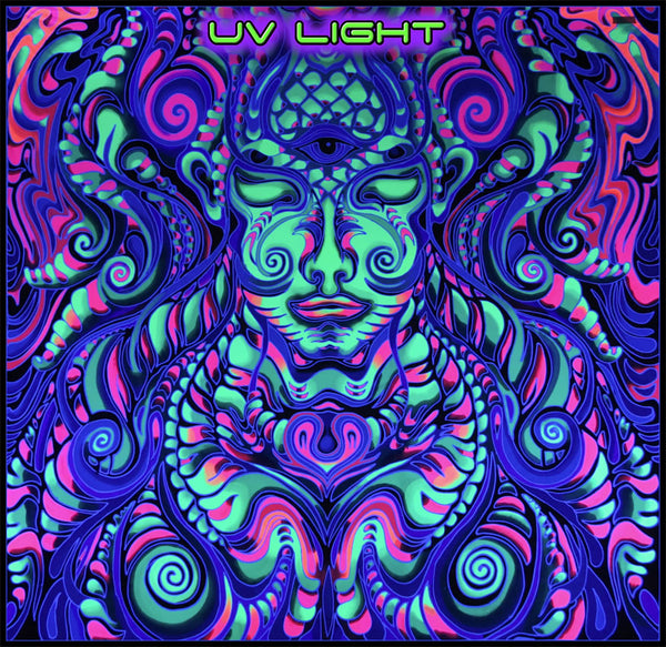 UV Banner : Deep Mental Transformation
