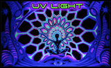 Giant UV Banner : Sunburst Revelation