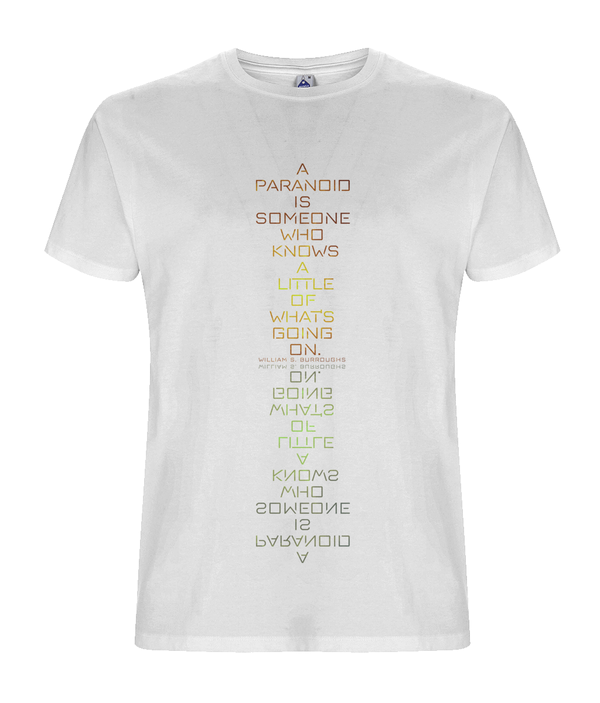 SOMEONE WHO KNOWS - Organic T-shirt