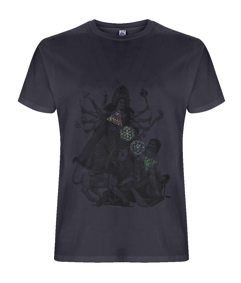 Digital Gods - Kali - Organic T-shirt