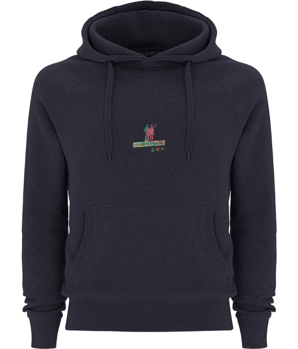 Radiate positive vibes - Pullover Hoodie