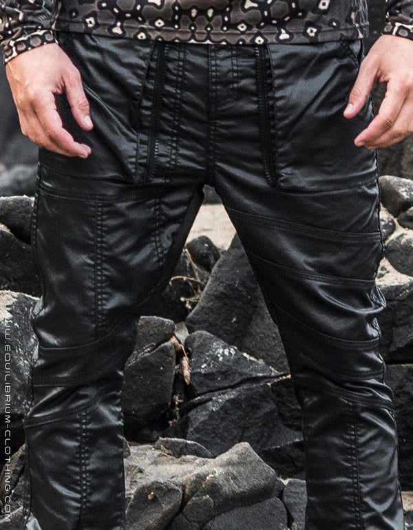 "trousers ""singularity dwellers"""