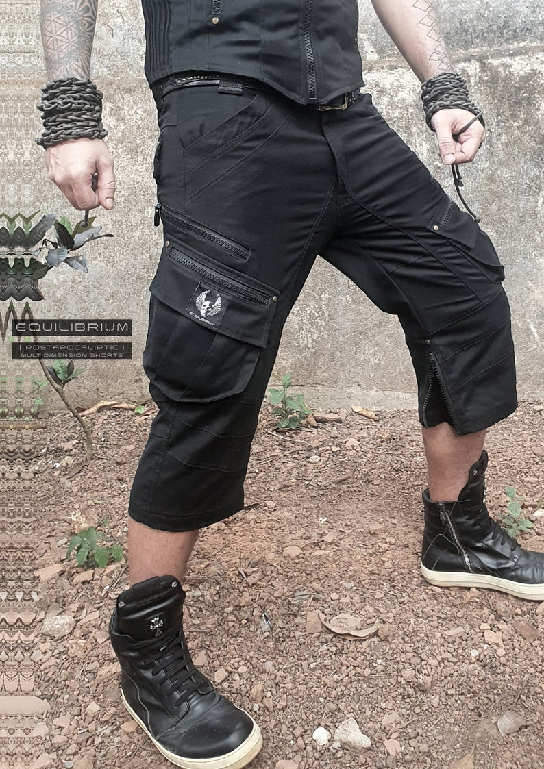multidimension biker shorts (limited edition)