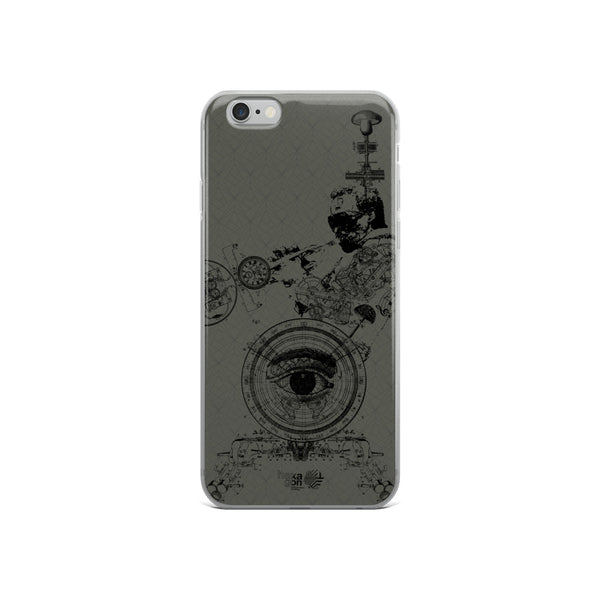 Vintage Sound - iPhone Case