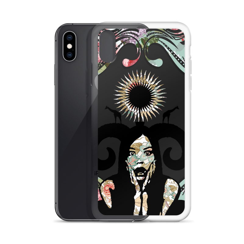 Oh My God - iPhone Case