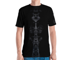 LYRA ALL-OVER PRINT Men's T-shirt