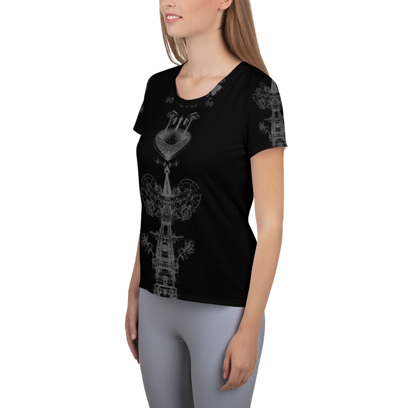 Lyra All-Over Print Women