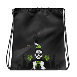 Teddy Drawstring bag