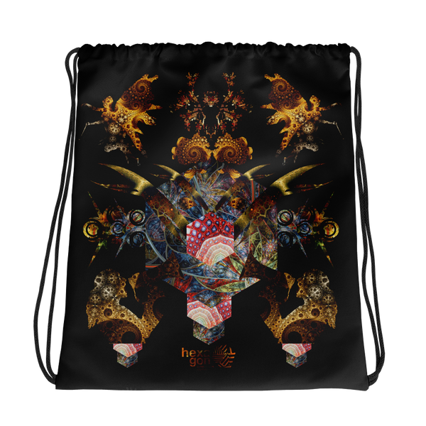 Centre of the Universe - Drawstring bag