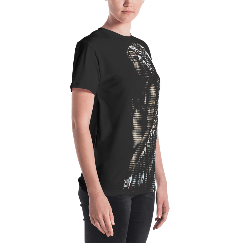 Indian View - Women's T-shirt