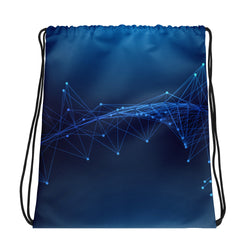 Spectrum Drawstring bag