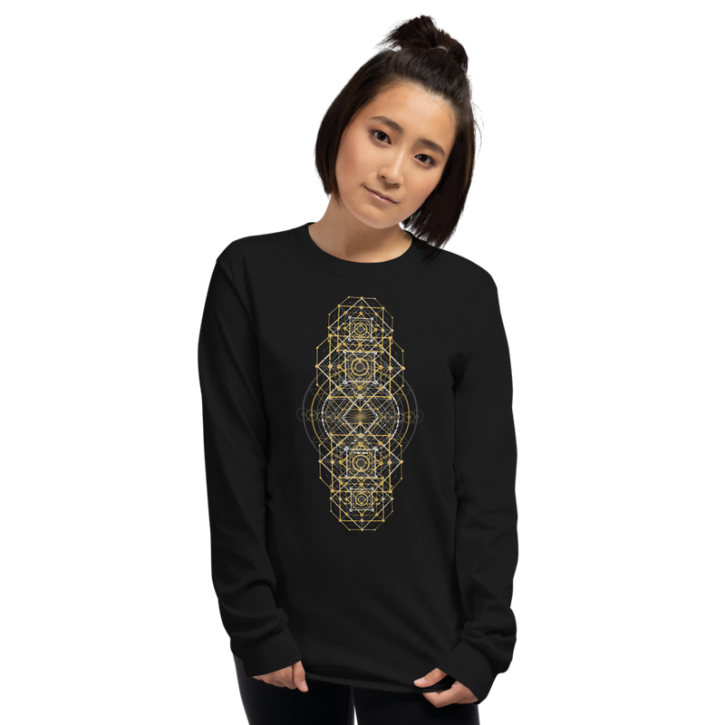 Tekweb - Unisex Long Sleeve Shirt
