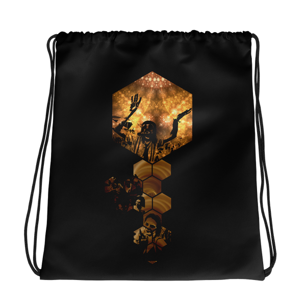 Trip In - Drawstring bag