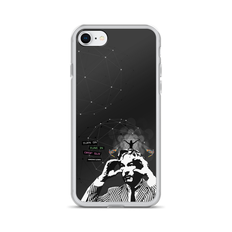 Turn On - iPhone Case