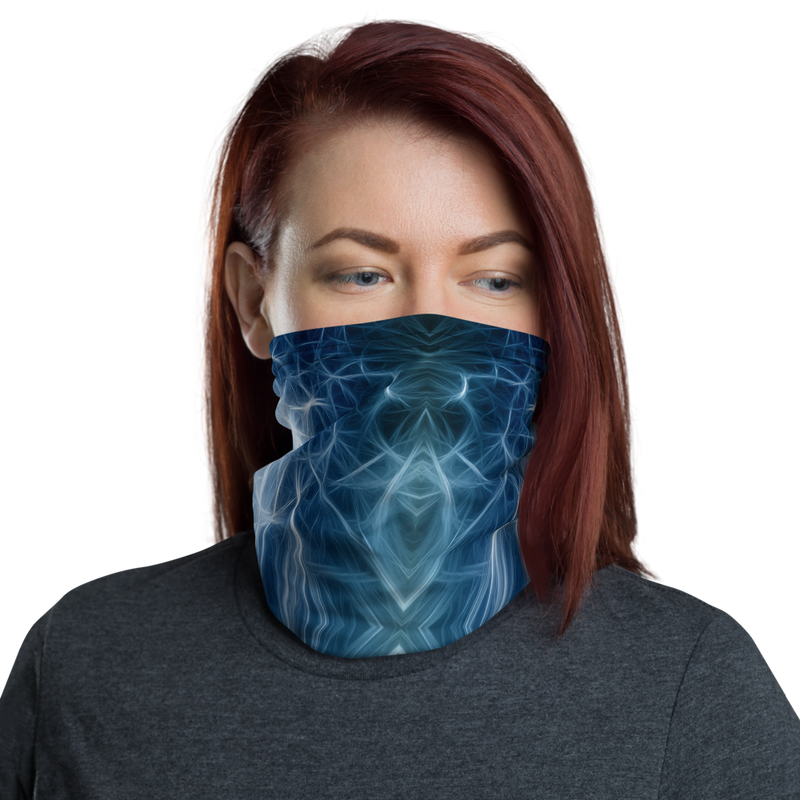 Blue Light Dust Mask