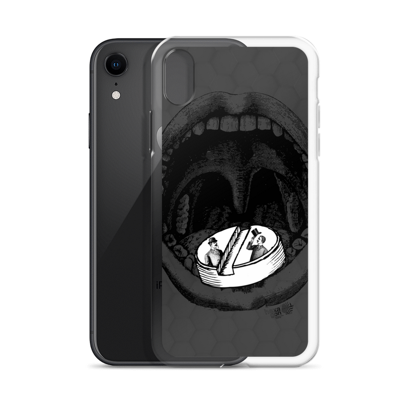 Say Haaaa - iPhone Case
