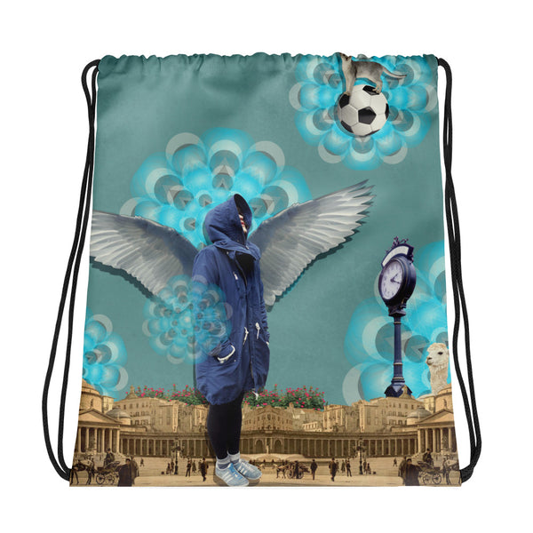 Metatron Evryehere Drawstring bag