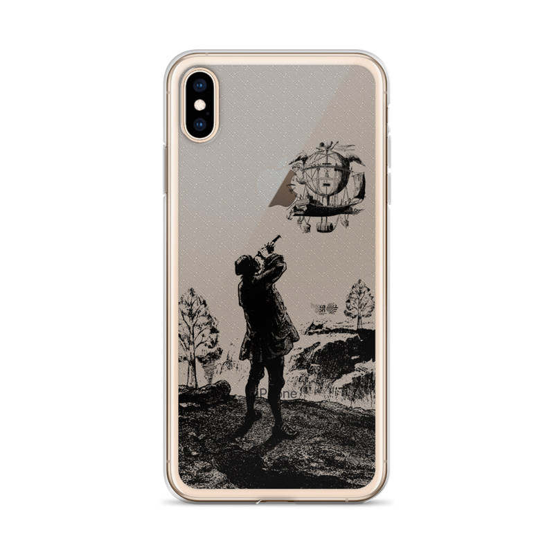 They're Here - iPhone Case