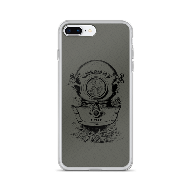 Sounds Good On Acid - iPhone Case