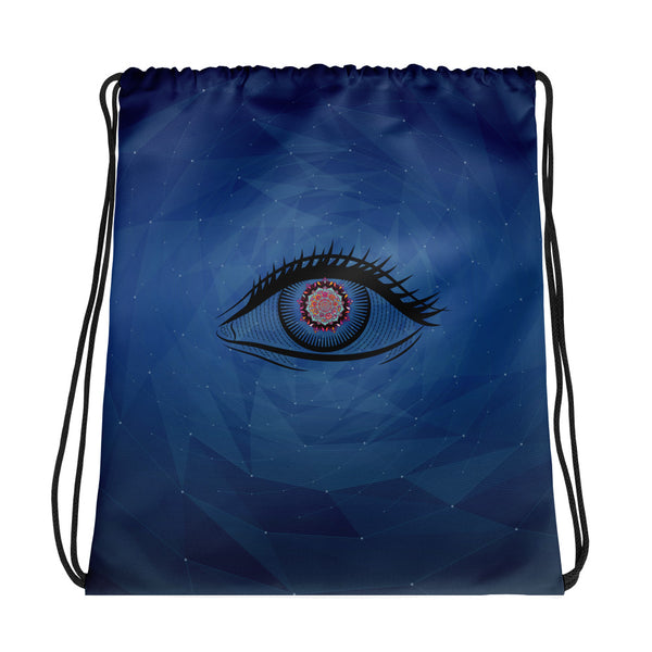 Vortex Drawstring bag