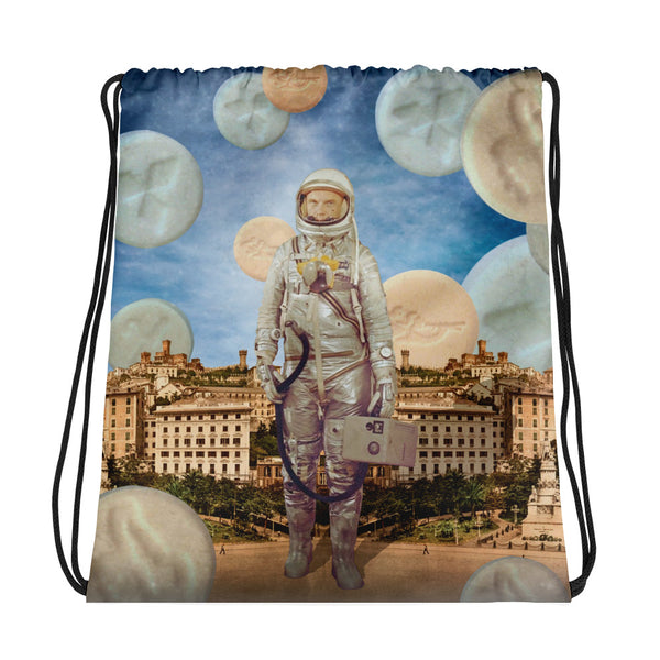 Ecstasy Drawstring bag