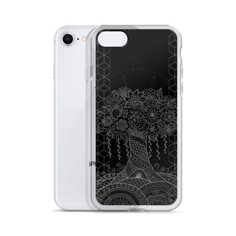 Psy Tree - iPhone Case